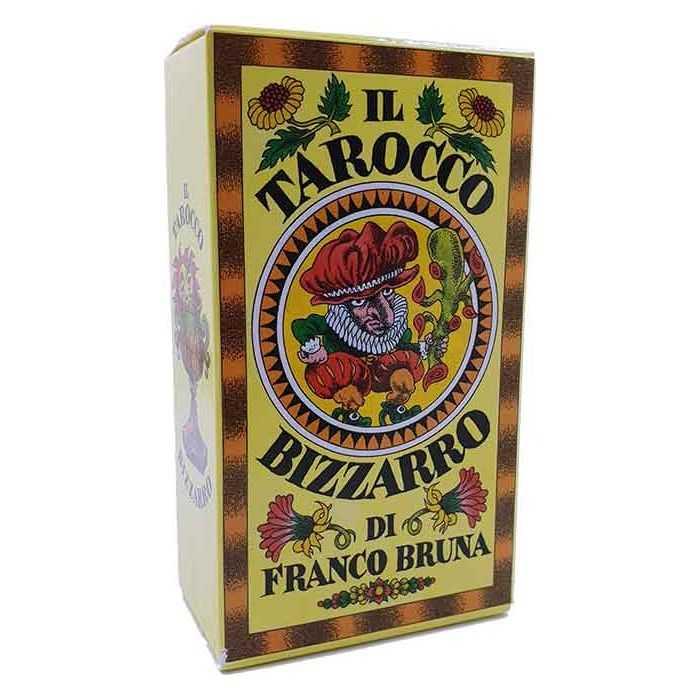 Il Tarocco Bizzarro de Franco Bruna