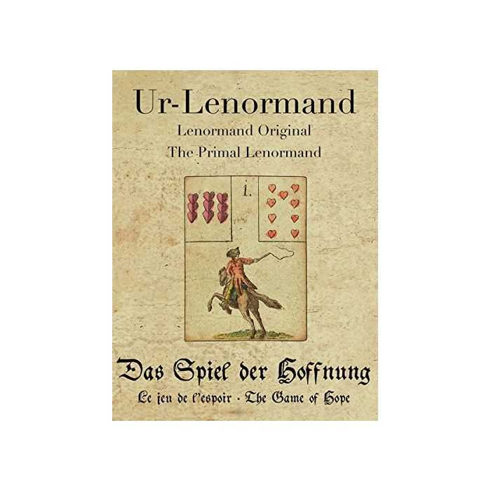 Ur Lenormand - Lenormand Original - Game of Hope