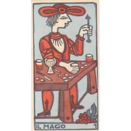 Tarot de MARIAELISA LEBORONI