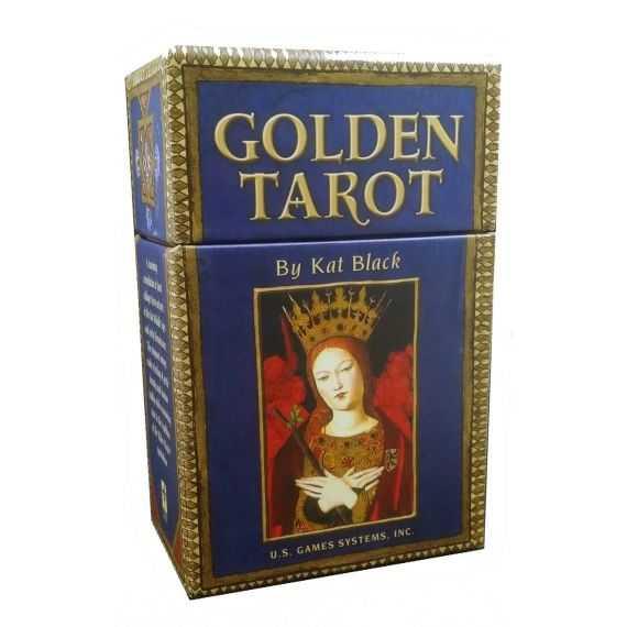 Golden Tarot (pré-commande)