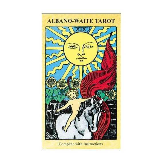 Albano Waite Tarot