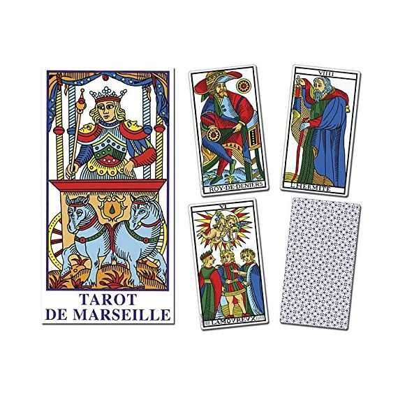 Tarot de Marseille Jodorowski - Camoin
