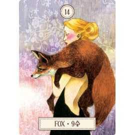 Fox - Dreaming Way Lenormand