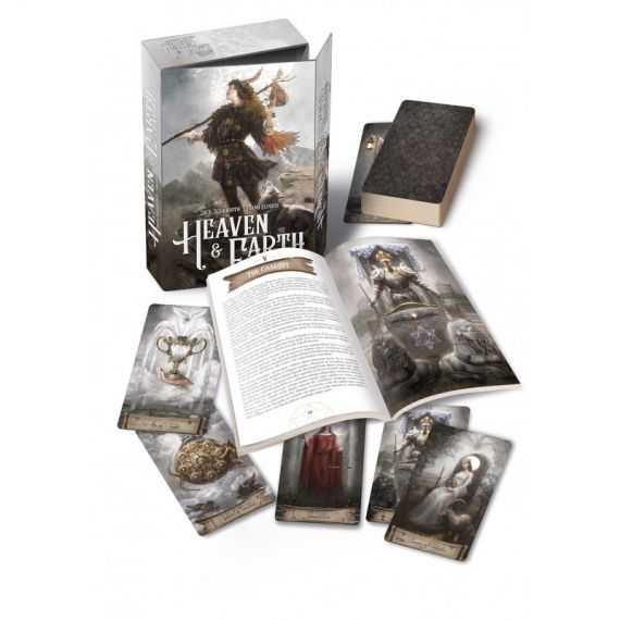 Kit Heaven and Earth Tarot (anglais)