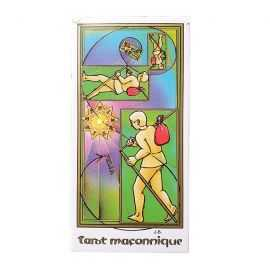 Tarot Maçonnique de Jean Beauchard