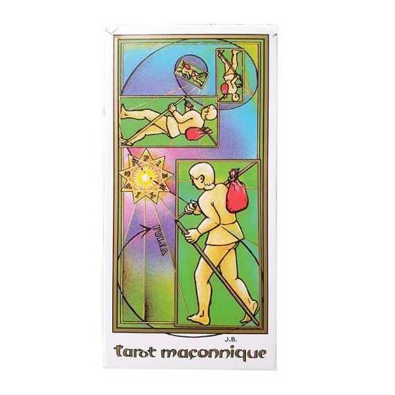 Tarot Maçonnique Jean Beauchard