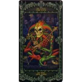 Alchemy 1977 England Tarot - exemplaire de démonstration