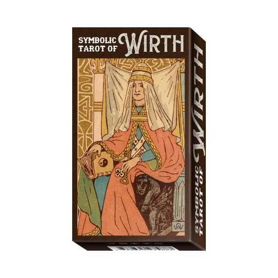 Tarot Symbolique de Wirth - exemplaire de démonstration