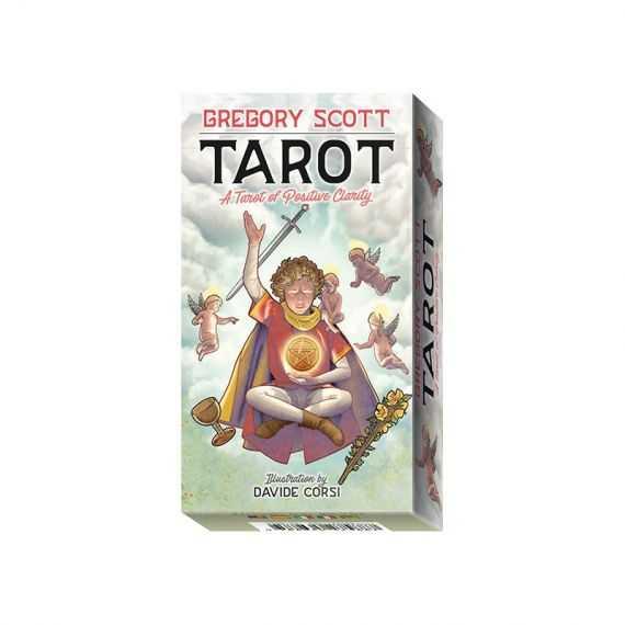 Gregory Scott Tarot - exemplaire de démonstration
