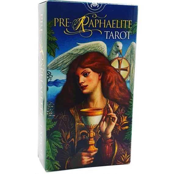 Tarot Pré-Raphaelite - exemplaire de démonstration