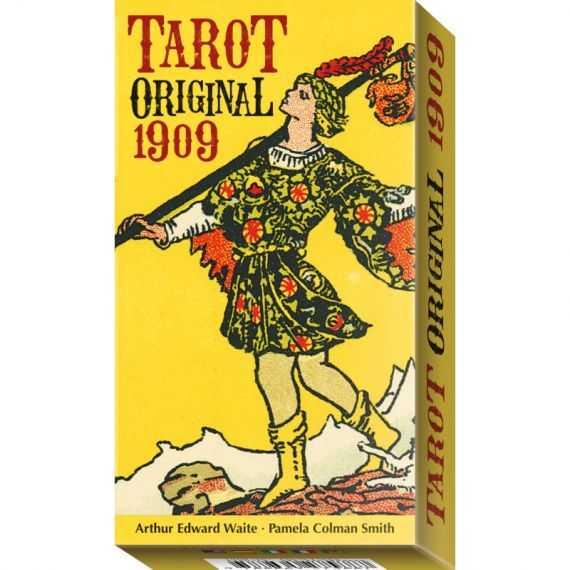 Rider Waite Smith - Tarot Original 1909 - exemplaire de démonstration