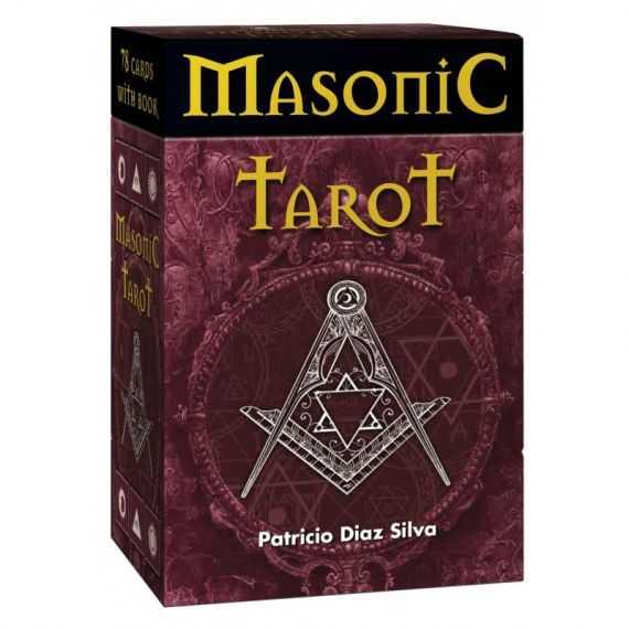 Masonic Tarot - exemplaire de démonstration