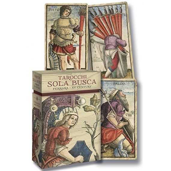 Tarocchi Sola Busca - Ferrara - XV Century