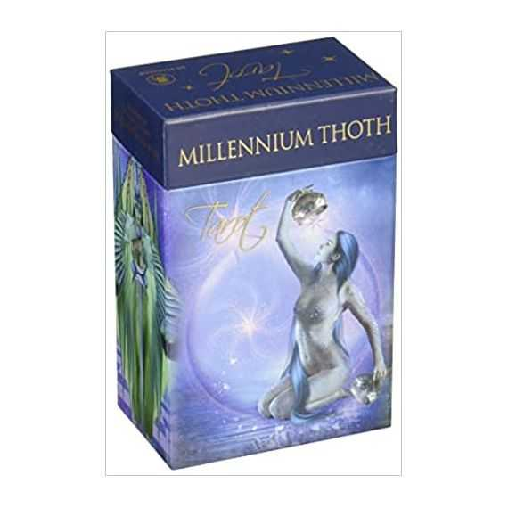 Tarot Millennium Thoth - exemplaire de démonstration