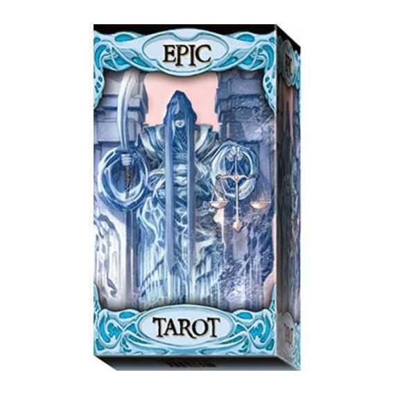 Epic Tarot - exemplaire de démonstration