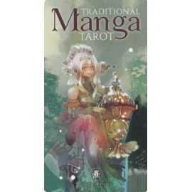 Tarot Manga traditionnel