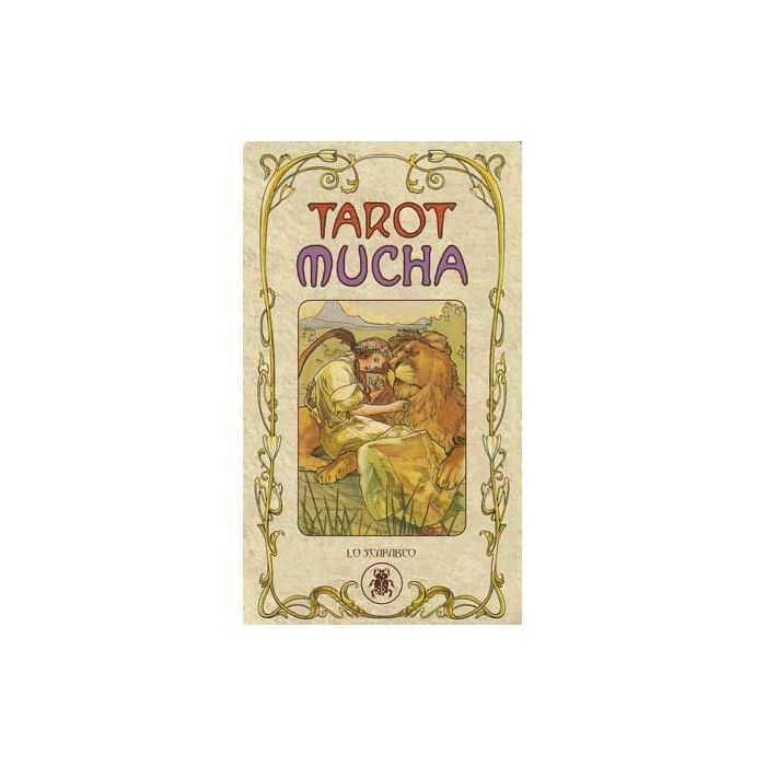 Tarot Mucha - pas cher
