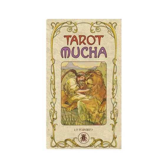 Tarot Mucha - exemplaire de démonstration