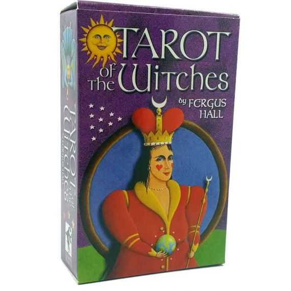 Tarot of the Witches - exemplaire de démonstration