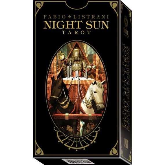 Night Sun Tarot - exemplaire de démonstration