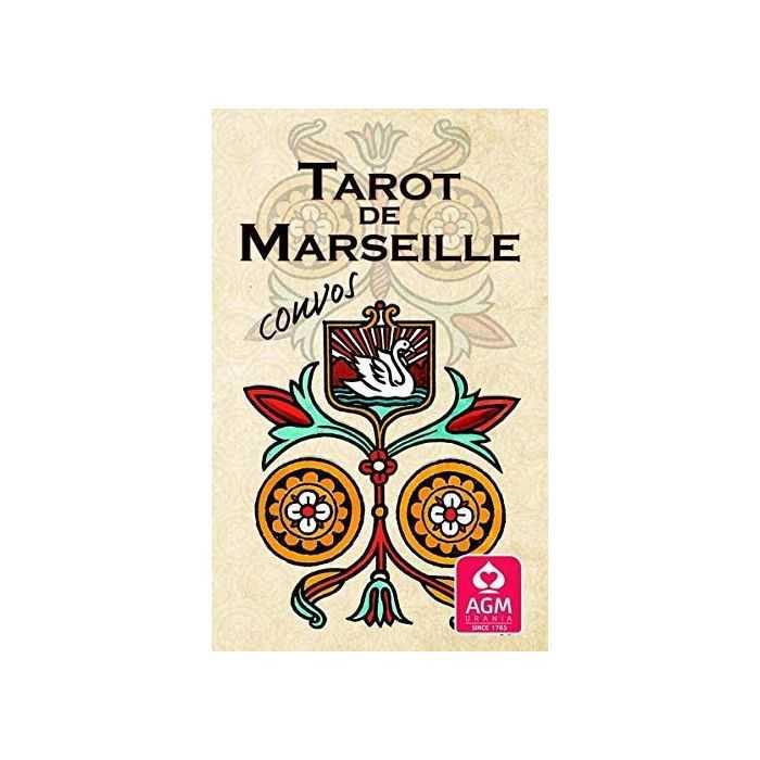 Tarot de Marseille Convos - en français