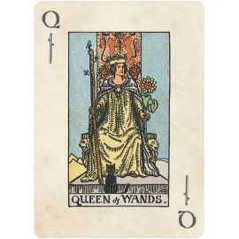 Rider-Waite playing card deck