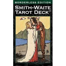 Smith-Waite Tarot Deck (borderless)