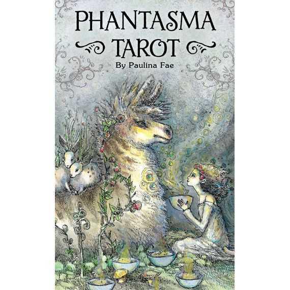 Phantasma Tarot - exemplaire de démonstration