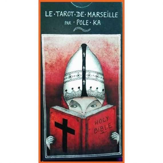 Tarot de Marseille Pole Ka