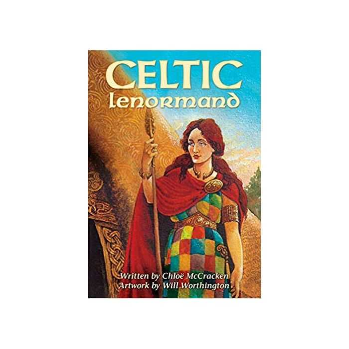 Celtic Lenormand - Chloé McCracken