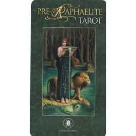 Pre-Raphaelite Tarot - Lo Scarabeo