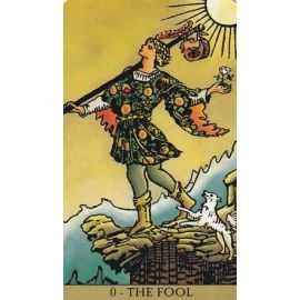 Radiant Wise Spirit Tarot - Arcane 0 - Le Mat / The Fool