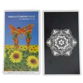 Tarot Sun and Moon