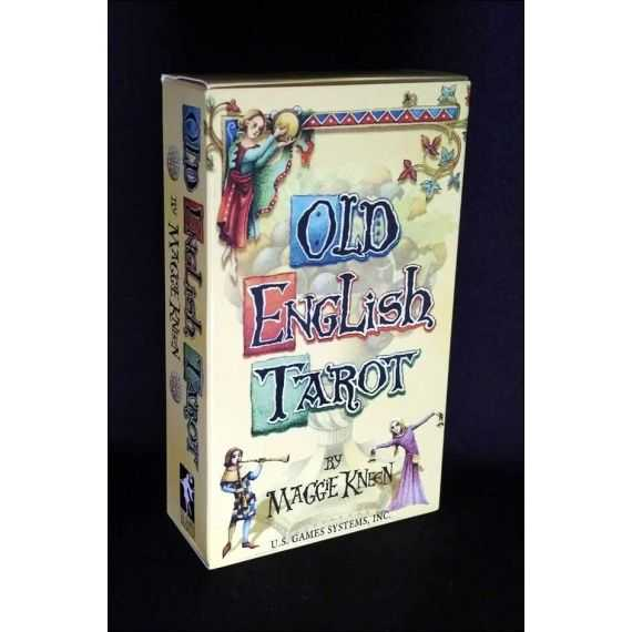 Tarot Old English
