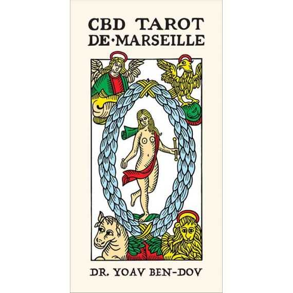 CBD - Tarot of Marseille | Conver Ben Dov
