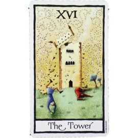 Tarot Old English - La Tour