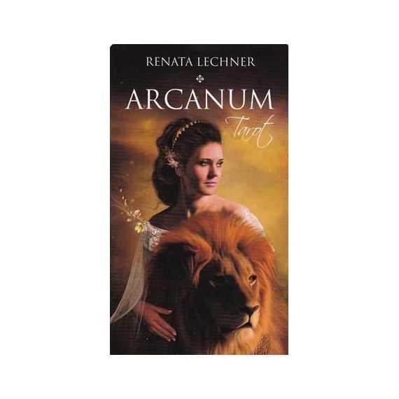 Arcanum Tarot - Tarot de l'Arcane (exemplaire de démonstration)