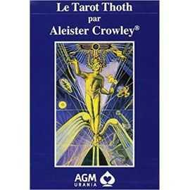 Tarot Thoth - Grand format (version luxe en Français)