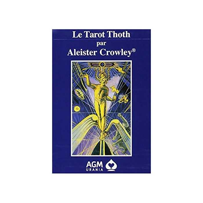 Tarot de Thoth - Aleister Crowley