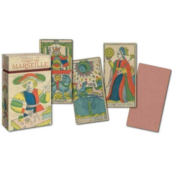 Tarot de Marseille Nicolas Conver - Edition limitée Anima Antiqua