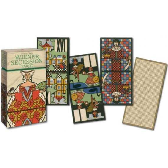 Wiener Secession Tarot - Edition limitée Anima Antiqua
