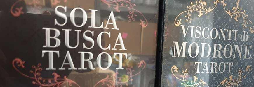 Tarots Italiens, des cartes chargées d'histoires