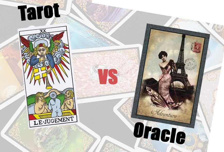 Tarot ou Oracle ? Votre cœur balance ? Quelques pistes pour bien choisir
